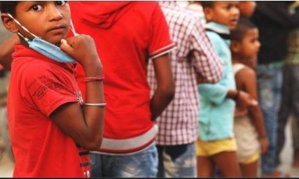 ಸೋಂಕಿನ ತೀವ್ರತೆ ಹೆಚ್ಚಿರುವ ಸಮಯದಲ್ಲಿ ಸುಮಾರು 45 ಸಾವಿರ 958 ಮಕ್ಕಳು ಕೋವಿಡ್ಗೆ ತುತ್ತಾಗಲಿದ್ದಾರೆ