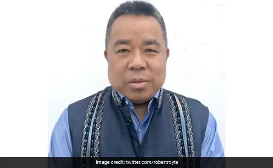 Mizoram Minister Robert Romawia Royte announces 1 Lakh Rs Cash Prize for Parents With Highest Number of Children.