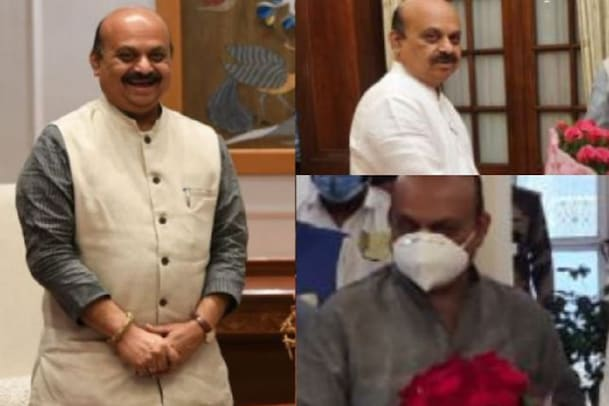 Basavaraj Bommai: ದೆಹಲಿಯಲ್ಲಿ ಒಂದೇ ದಿನ 3 ಬಟ್ಟೆ ಬದಲಿಸಿ ಮಿಂಚಿದ ನೂತನ ಸಿಎಂ
