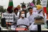 Farmer protest: ಕರಾಳ ಕೃಷಿ ಕಾನೂನು ಹಿಂಪಡೆಯಿರಿ: ಟ್ರ್ಯಾಕ್ಟರ್ನಲ್ಲಿ ಬಂದು ಪ್ರತಿಭಟಿಸಿದ ರಾಹುಲ್