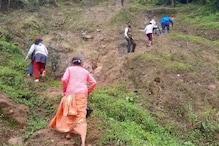 ಭೂಕುಸಿತದಿಂದ ಸಂಪರ್ಕ ಕಳೆದುಕೊಂಡು 3 ವರ್ಷವಾದರೂ ಜಹಾಂಗೀರ್ ಪೈಸಾರಿಗಿಲ್ಲ ರಸ್ತೆ