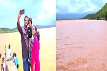 Chikkamagaluru: ಮದಗದ ಕೆರೆಗೆ ಮಾಯದಂತಾ ಮಳೆ.... ಕೋಡಿಬಿದ್ದಿದೆ ಇತಿಹಾಸ ಪ್ರಸಿದ್ಧ ಕೆರೆ...!