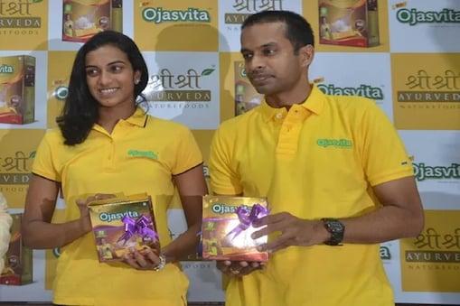 ಪಿ.ವಿ.ಸಿಂಧು- ಗೋಪಿಚಂದ್