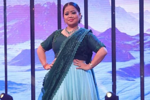 ಕಾಮಿಡಿಯನ್ ಭಾರತಿ ಸಿಂಗ್