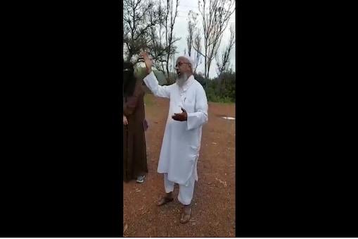 Viral Video of Muslim Singing Mahabharatha Title Song: ವಿಡಿಯೋದಲ್ಲಿ ಹಿರಿಯ ಮುಸ್ಲಿಂ ವ್ಯಕ್ತಿಯೊಬ್ಬರು ಮಹಾಭಾರತ ಧಾರಾವಾಹಿಯ ಶೀರ್ಷಿಕೆ ಗೀತೆಯನ್ನು ಅತ್ಯಂತ ಸ್ಪಷ್ಟ ಉಚ್ಚಾರದೊಂದಿಗೆ ರಾಗವಾಗಿ ಹಾಡುವ ದೃಶ್ಯವಿದೆ
