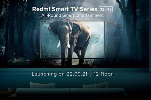 Redmi TVs (Photo: Twitter)