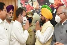 Punjab Cabinet List: ಪಂಜಾಬ್ ಕ್ಯಾಬಿನೆಟ್ ಫೈನಲ್; ಅಮರೀಂದರ್ ಆಪ್ತರಿಗೆ ಕೊಕ್, 7 ಹೊಸ ಮುಖಗಳಿಗೆ ಮಣೆ