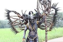 Dark Elite: ಹಾಲಿವುಡ್ ವೇಷ ಧರಿಸಿದ ಉಡುಪಿ ಕಲಾವಿದ, ಇವನ ರೂಪ ನೋಡಿದ್ರೇ ಮೈ ಜುಂ ಎನ್ನುತ್ತೆ!