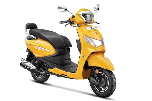Pleasure+ scooter