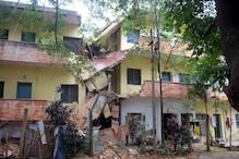 Bengaluru Building Collapse: ಕೆಎಂಎಫ್ ಕ್ವಾರ್ಟರ್ಸ್ನಲ್ಲಿ 3 ಅಂತಸ್ತಿನ ಕಟ್ಟಡ ಕುಸಿತ, ತೆರವು ಕಾರ್ಯಾಚರಣೆ ಆರಂಭ
