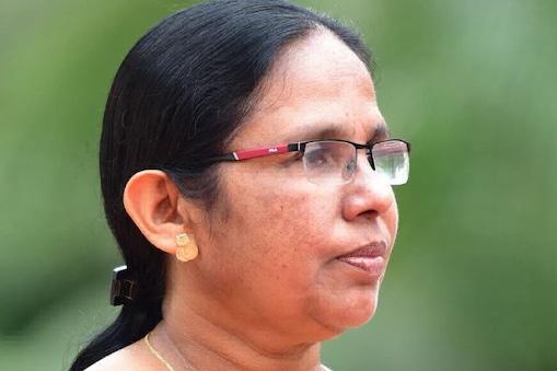 ആരോഗ്യമന്ത്രി കെ കെ ഷൈലജ ടീച്ചർ