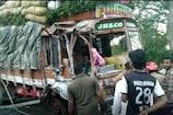 VIDEO-ആലപ്പുഴ ദേശീയ പാതയിലുണ്ടായ അപകടം