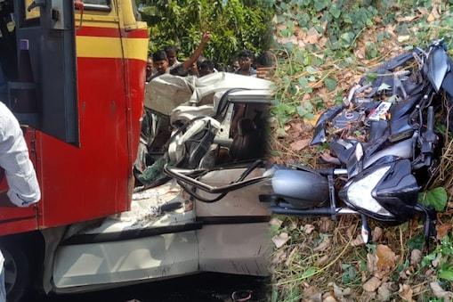 kollam accident