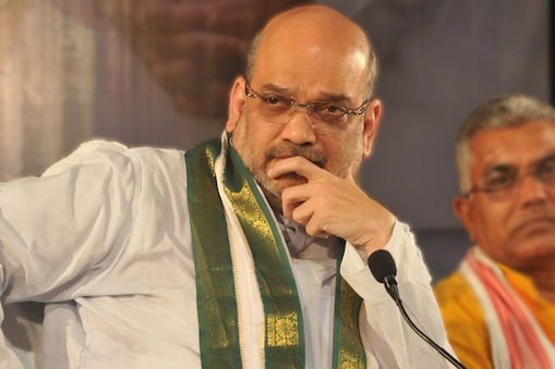 BJP National President Amit Shah