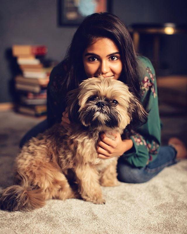കല്യാണി പ്രിയദർശൻ Photo: Instagram.com/kalyanipriyadarshan