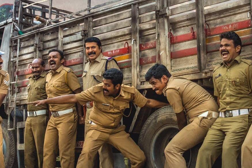 മമ്മൂട്ടി ചിത്രം ഉണ്ട (സംവിധാനം: ഖാലിദ് റഹ്മാൻ)