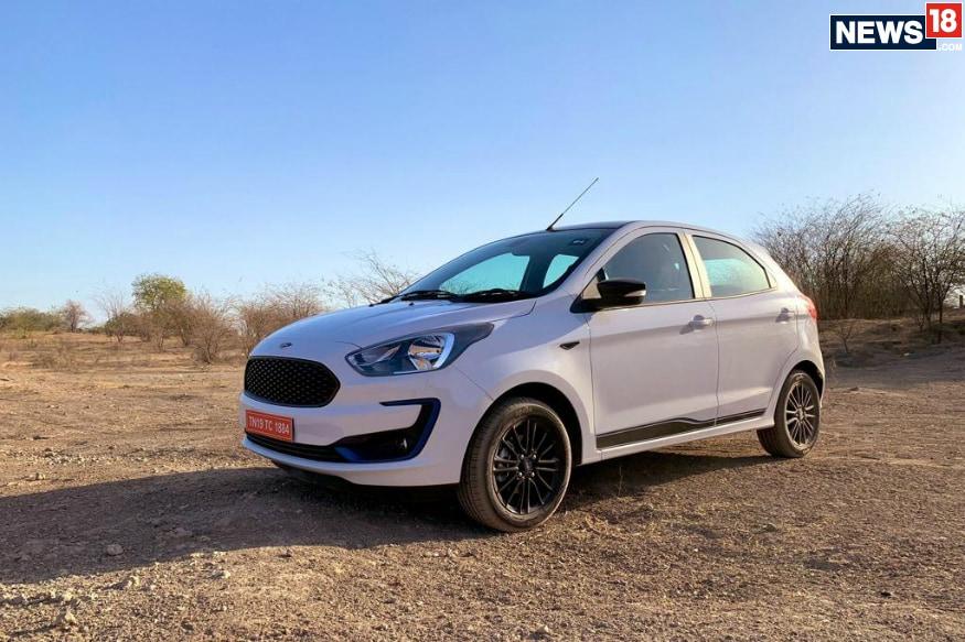 2019 Ford Figo facelift. (Image: Abhinav Jakhar/News18.com)