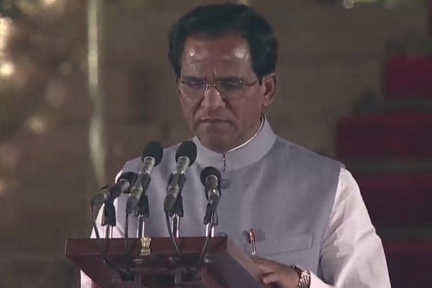ധൻവെ റാവുസാഹിബ് ദാദറാവു