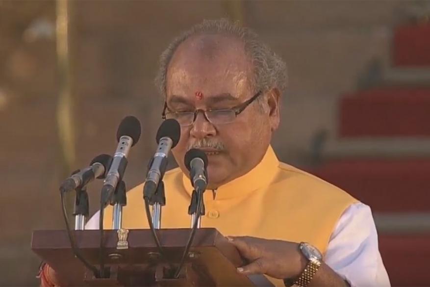 നരേന്ദ്ര സിംഗ് തോമർ