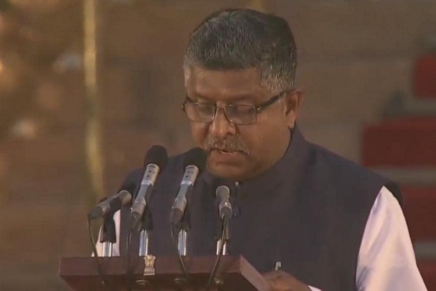 രവി ശങ്കർ പ്രസാദ്