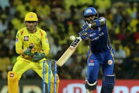 IPL 2019: ചെന്നൈയെ ആറുവിക്കറ്റിന് വീഴ്ത്തി മുംബൈ ഇന്ത്യൻസ് ഫൈനലിൽ