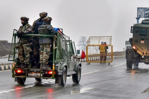 Militant attack in Pulwama