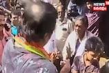 VIRAL VIDEO: സുരേഷ് ഗോപിയോട് പഞ്ച് ഡയലോഗടിച്ച് വീട്ടമ്മ