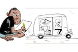 VIRAL VIDEO: 'നകുമോ...'; എഫ്ബിയില് നിര്ത്താതെ ഓടുന്ന ആ ഓട്ടോ