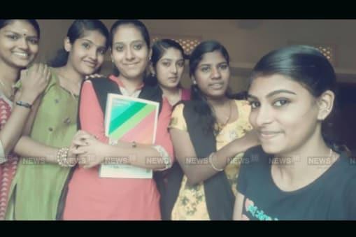 Kalamandalam students