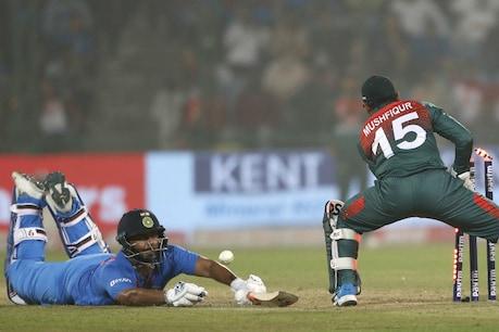 India vs Bangladesh 3rd T20I| തകർത്തടിച്ച് ശ്രേയസ് അയ്യർ; ബംഗ്ലാദേശിന് ജയിക്കാൻ 175 റൺസ്