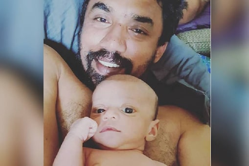 Midhun Manuel Thomas introduces son on Mother's Day | മകന്റെ പേര് വെളിപ്പെടുത്തിയ പോസ്റ്റുമായി മിഥുൻ മാനുവൽ തോമസ്