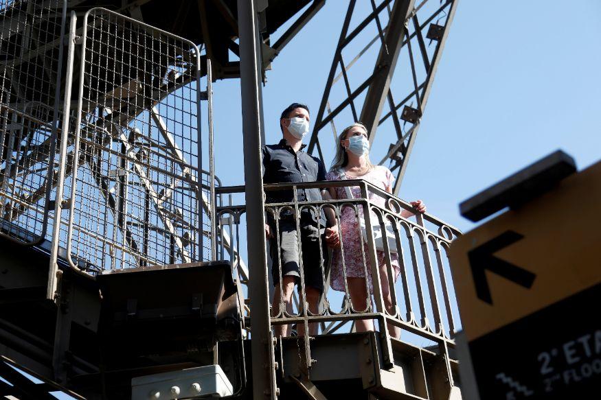 കോവിഡ് മാനദണ്ഡങ്ങൾ പാലിക്കാൻ കർശന നിർദേശങ്ങളാണ് അധികൃതർ ഒരുക്കിയിരിക്കുന്നത്. (Image: Reuters)