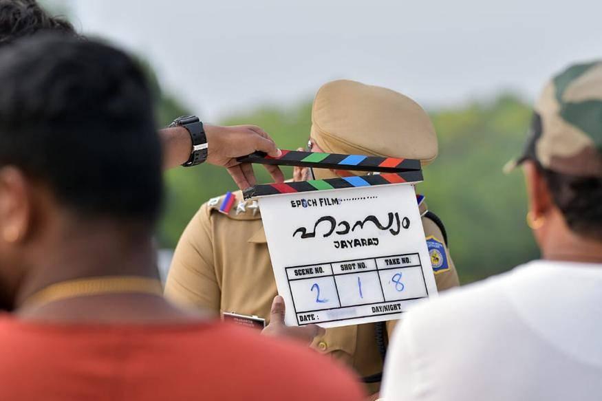 ഹരിശ്രീ അശോകന് നായകനായെത്തുന്ന ജയരാജ് ചിത്രം' ഹാസ്യം' ഷാങ്ഹായി അന്താരാഷ്ട്ര ചലച്ചിത്രമേളയിലേക്ക്