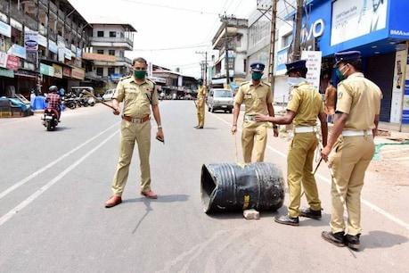 Thrissur City Closed തൃശൂർ നഗരം ഭാഗികമായി അടച്ചു; ജൂലൈ 5 വരെ കടുത്ത നിയന്ത്രണങ്ങൾ