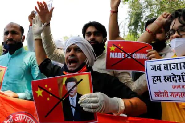 Boycott China ചൈനീസ് കമ്പനിയുമായുള്ള 471 കോടിയുടെ കരാര് റെയില്വേ റദ്ദാക്കി