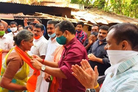 തിരുവനന്തപുരത്ത് സിപിഎം അംഗങ്ങള് ഉള്പ്പെടെ 49 കുടുംബങ്ങള് ബിജെപിയില്