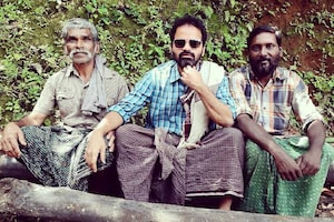 Churuli | ആഴങ്ങളിലേക്കിറങ്ങി അലകളെ തഴുകി ലിജോ ജോസ് പെല്ലിശ്ശേരിയുടെ 'ചുരുളി'