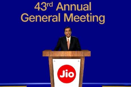 Reliance Jio 5G | ജിയോ 5G വരുന്നു; പൂർണമായി ഇന്ത്യൻ നിർമിതമെന്ന് മുകേഷ് അംബാനി