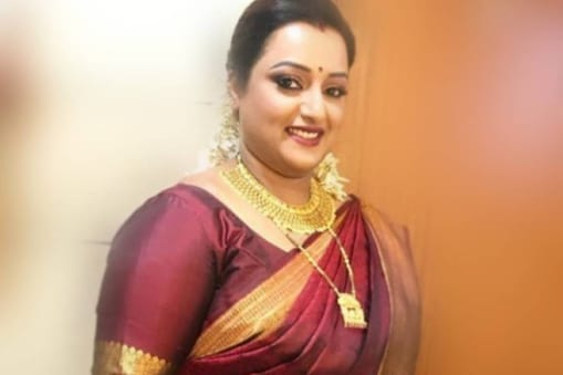 സ്വപ്ന സുരേഷ്