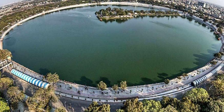 അഹമ്മദാബാദ്- 5207.13. (Image: Gujarat Tourism)