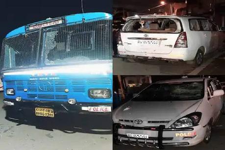 Bengaluru Violence | കോൺഗ്രസ് MLAയുടെ ബന്ധുവിന്റെ 'വിദ്വേഷ കുറിപ്പ്'; ബെംഗളൂരുവിൽ സംഘർഷം; പൊലീസ് വെടിവയ്പ്പിൽ 3 മരണം
