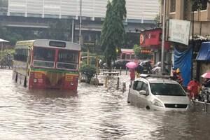 Mumbai Rain|