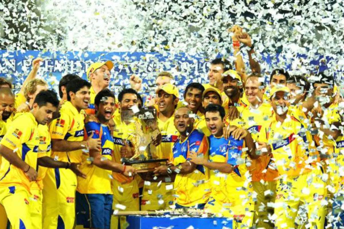 മെയ് 2010: ഐപിഎൽ മത്സരങ്ങളിൽ ആദ്യ വിജയം നേടി ചെന്നൈ സൂപ്പർ കിംഗ്സ്.. ധോണിയുടെ ക്യാപ്റ്റൻസിയിൽ ഇറങ്ങിയ ടീം മുംബൈ ഇന്ത്യൻസിനെ 22 റൺസിന് തോല്പ്പിച്ചാണ് ചാമ്പ്യൻമാരായത്.