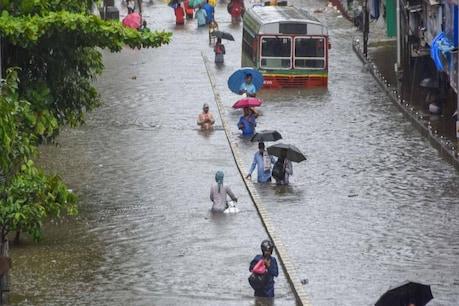 Mumbai Rains| മുംബൈയിൽ ദുരിതം വിതച്ച് കാറ്റും മഴയും; ജനങ്ങള് വീട്ടിൽ നിന്ന് പുറത്തിറങ്ങരുതെന്ന് നിർദേശം