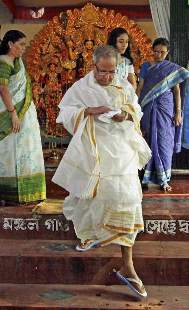 പ്രണബ് മുഖർജി