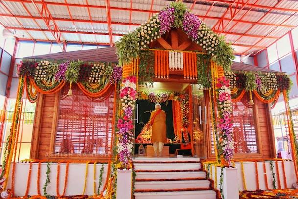 Ayodhya | പാരിജാതം നട്ടു; വെള്ളിശില പാകി; പ്രധാനമന്ത്രി നരേന്ദ്രമോദി രാമക്ഷേത്ര ശിലാന്യാസം