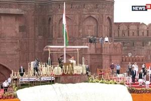 Independence Day 2020| ചെങ്കോട്ടയിൽ ദേശീയ പതാക ഉയർത്തി പ്രധാനമന്ത്രി; ചിത്രങ്ങൾ കാണാം