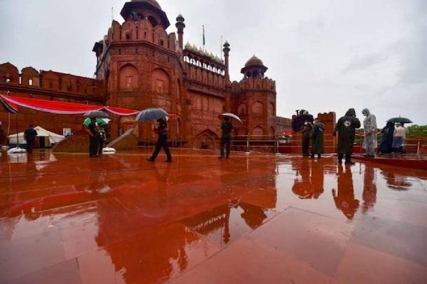 Independence Day 2020| സ്വാതന്ത്ര്യദിനാഘോഷത്തിന് ചെങ്കോട്ട ഒരുങ്ങി