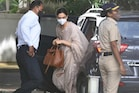 Bollywood Drug Case| ചോദ്യം ചെയ്യലിന് ഹാജരായി ദീപിക പദുക്കോൺ; എത്തിയത് ഒറ്റയ്ക്ക്