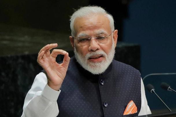 Narendra Modi UN Address | 'ലോകം കോവിഡിനെതിരെ പോരാടുമ്പോൾ  യുഎൻ എന്തു ചെയ്യുന്നു?'